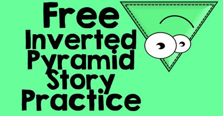 Inverted Pyramid Story