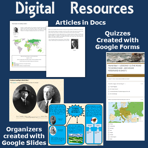 Purchase World War I + Roaring Twenties  Lapbook on Teachers Pay Teachers. This activity is great for upper elementary including 4th, 5th, and 6th graders.